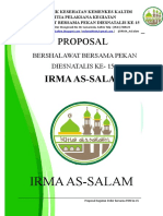 Proposal Dzikir Pdn