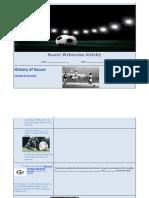 soccer webercise activity final draft