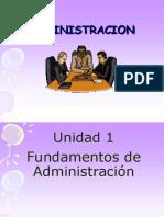 Resumen de La Materia Administración