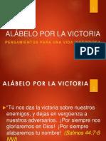 2017-01-04  ALÁBELO POR LA VICTORIA