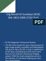 Pemeriksaan USG | BERGARANSI +62 813 2000 2720 (WA Only)