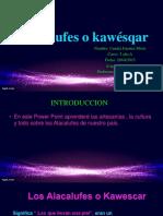 Alacalufes o Kawésqar