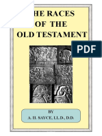 A. h. Sayce - The Races of the Old Testament