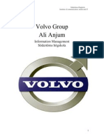 information management (Volvo)