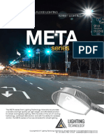 META LED Lighting for Street & Highway Lighting by Lighting Technology