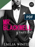 1. Mr. Blackwell