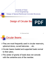 Analysis and Design of Circular Beams-2017
