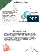 Presentacion 2 Estructura Del Agua (1)