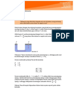 Teori Hukum Pascal Dan Archimedes