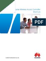 Huawei Enterprise Wireless Access Controller Brochure