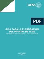 Guia Para La Elaboracion Del Informe de Tesis Fcs Ucss Copia (1)