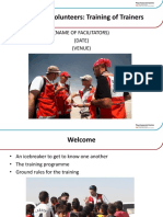 2. ToT PPT Caring for Volunteers FINAL