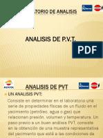 Laboratorio de Analisis - Analisis Pvt