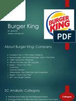 Burger King 5C