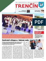 INFO Trenčín - apríl 2018