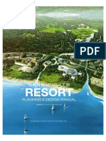 Resort Planning & Design Manual