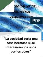 14860224-Proyectos-Comunitarios.ppt