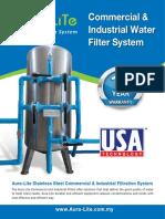 Aura Lite Water Filtration System