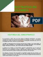 El Narcotrafico en Colombia en 1980