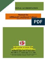 RAF Affiliated College Manual MOD