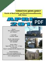 Parish News April 2018