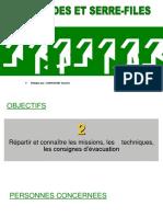 Formation Évacuation