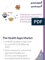 Harnessing the Power of mHealth & Mobile Apps
