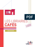 Guide Librairie Cafe