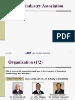 JBA Activities 2008July