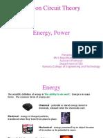 Ciruit Theory