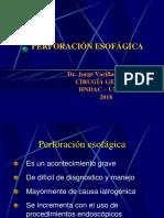 16 - Perforacion Esof 2017