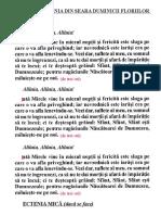 TROPARE LA DENIA DIN SEARA DUMINICII FLORIILOR.doc