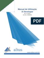 Manual de Utilizacao IX Developer