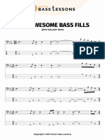 Sbl Play Awesome Bass Fills