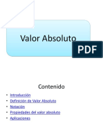 Valor Absoluto