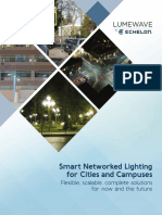 Smart Networked Lighting for Cities and Campuses