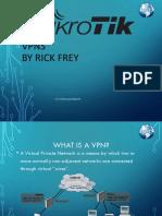 MikroTik-VPNs