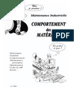 Cours Maintenance Vie Des Materiels - Optimisation Preventif
