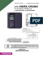 DC82501U01 - CRONO - VVVF FE FrenicLift - Manuel Configuration - r0 - Fr