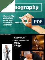 ethanography ppt susila