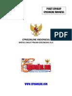 Etika Organisasi Pemerintah - Prajab 12