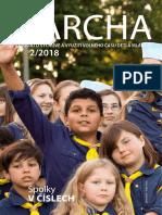 Archa 2018/2 – Spolky v číslech