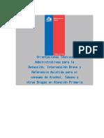 OOTT Administrativas Programa DIR 2017 ( Oficial )