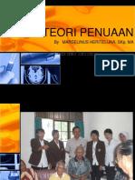 TEORI-TEORI PENUAAN