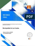 Inf Final 861 2017 Audit.al Macroproceso Concesion Del Serv.recoleccion Transporte y Disposicion Final de Residuos Solidos Domiciliarios en m.las Condes Dic.2017 2