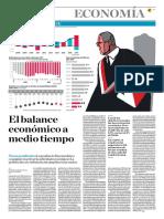 Balance Económico a Medio Tiempo