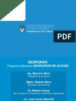 Presentación 1° Capacitación La Pampa