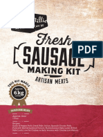 Fresh Sausage Kit