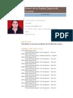 CV Ximena Zegarrundo 2018