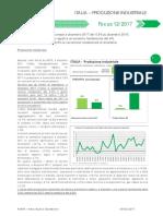 ITALIA-Focus Produzione Industriale Settore Automotive 12_2017